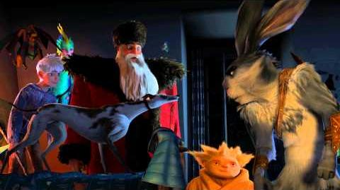 """RISE OF THE GUARDIANS - """"He Can See Us"""" (Clip)"""