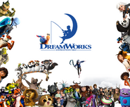DreamWorks all Characters