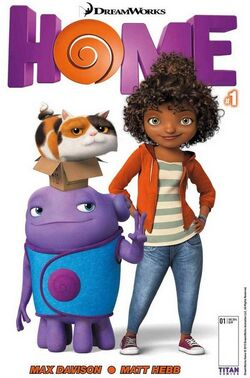 Home issue 1 cover