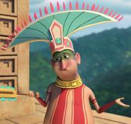 Mayan-Priest