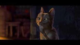 Puss in Boots TV Spot (Ooooh Cat) HQ