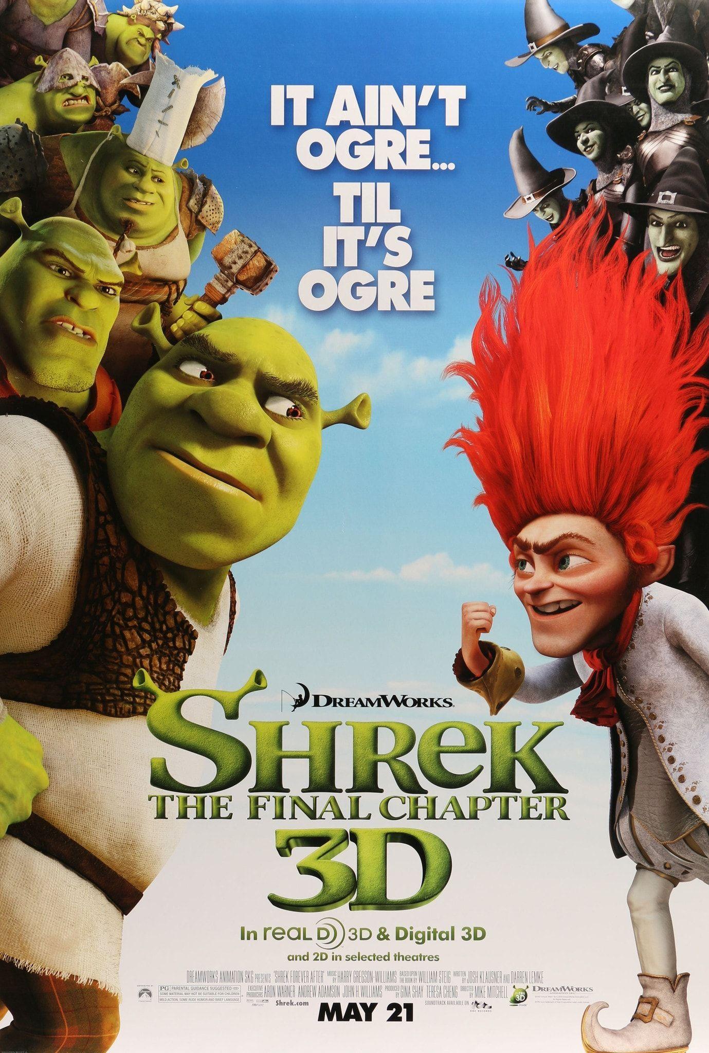 Shrek Forever After | Dreamworks Animation Wiki | FANDOM