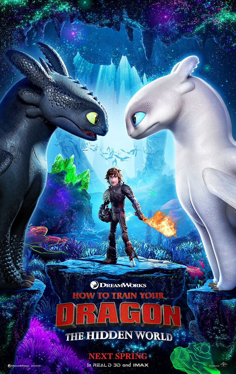 Image result for how to train your dragon hidden world