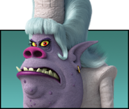 Trolls Movie Chef
