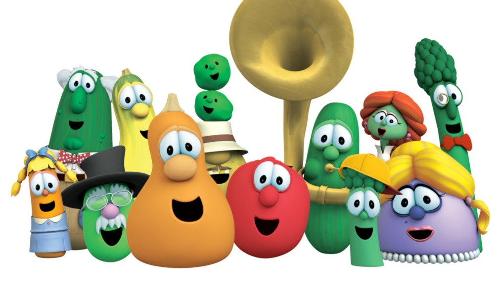 Veggietales Dreamworks Animation Wiki