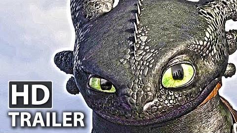 DRACHENZÄHMEN LEICHT GEMACHT 2 - Trailer 2 (German Deutsch) HD
