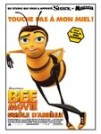 15 Bee Movie 2007 French Poster