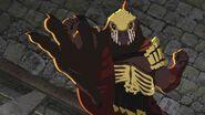 Lord Darkan's feet