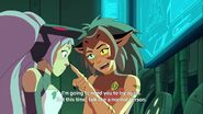 Catra speaks with Entrapta
