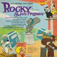 Rocky The Flying Squrriel and his friends record album
