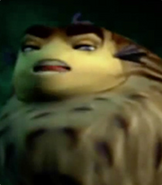 Shark Tale Video Game Sykes
