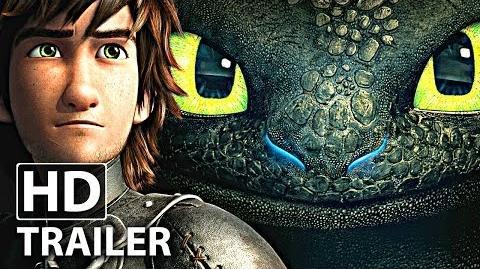 DRACHENZÄHMEN LEICHT GEMACHT 2 - Trailer (Deutsch German) HD