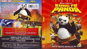 KungFuPanda DreamworksHomeEntertainment Blu-ray SC36