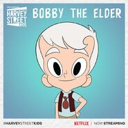 Bobby the Elder char