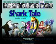 Dreamworks' Shark Tale (2003) Luca official site teaser poster