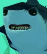 Shark Tale Video Game Frankie