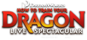 How to Train Your Dragon Live Spectacular logo