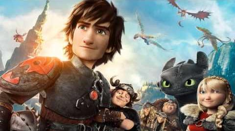 How To Train Your Dragon 2 Original Soundtrack 11 - For the Dancing and Dreaming
