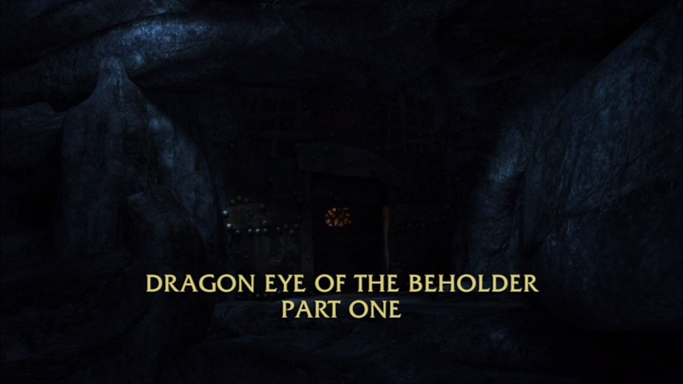 Dragon eye of the beholder part i dreamworks animation wiki season 3 episode 1 dragon eye of the beholder part i title ccuart Images