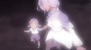 Honerva with her mother