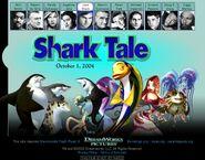 Dreamworks' Shark Tale (2003) Lenny official site teaser poster