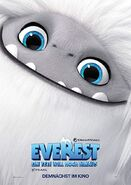 Abominable - poster de