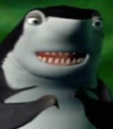 Shark Tale Video Game Lenny
