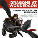 Dragons Wondercon