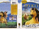 Spirit: Stallion of the Cimarron (Home Video)