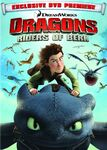 DreamWorks dragons rider of berk dvd
