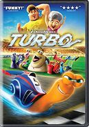 Turbo 2013 DVD cover