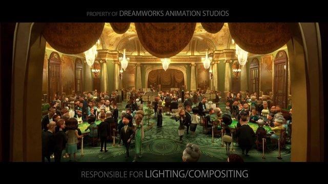 Francesco Giroldini - Lighting Compositing Reel 2012