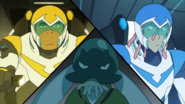 Plaxum Tell to Lance and Hunk What to Do