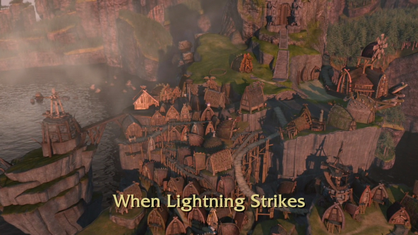 Astrid north lightning