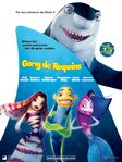 9 Shark Tale 2004 French Poster