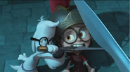Mr Peabody and Sherman Wake me up when september ends 3:08