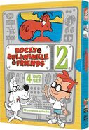 Rocky and Bullwinkle and Friends Season 2 DVD