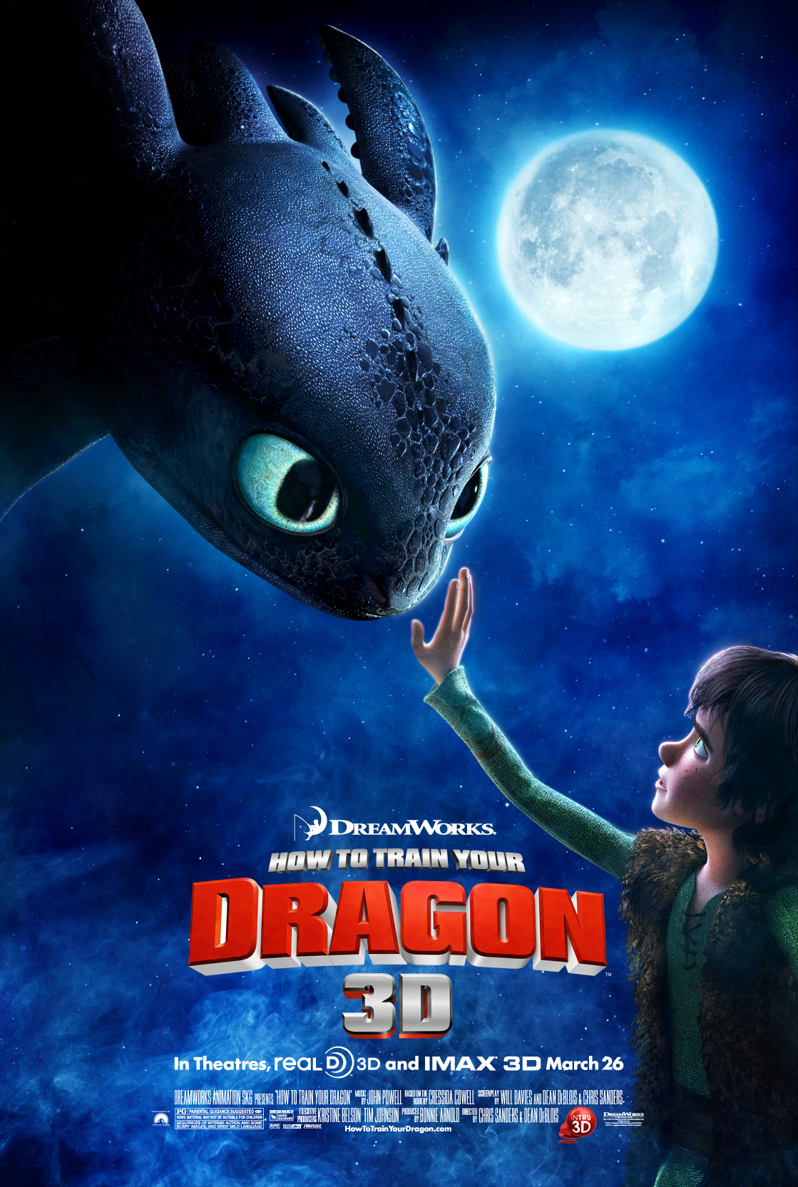 How to Train Your Dragon | Dreamworks Animation Wiki