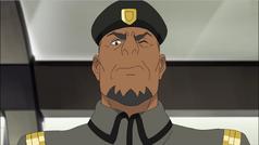 Commander Iverson (Season One)