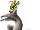 King Julien the 13th