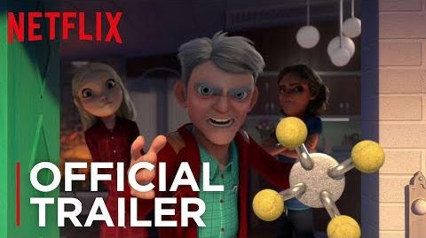 3Below Tales of Arcadia Official Trailer HD Netflix