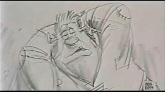 Shrek Deleted Scene 1