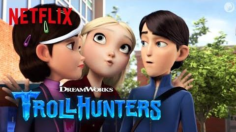 Trollhunters Strangers in Arcadia Netflix