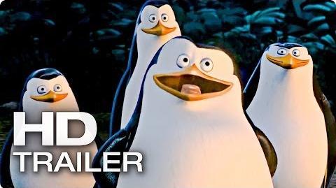 DIE PINGUINE AUS MADAGASCAR Trailer Deutsch German 2014 Movie HD