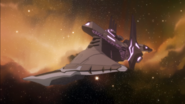 Galra cruiser per journey to Naxzela