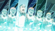 Shiro and Paladins in the final battle