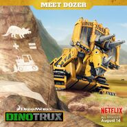 Dozer's poster