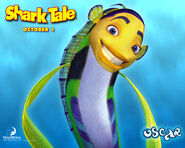 Will Smith is the voice of Oscar in Shark Tale Wallpaper 1 1280