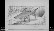 Screenshot 2020-03-05 Shark Tale StoryBoard (2004), Sylvain Deboissy(1)