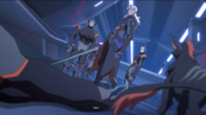 Lotor killed one of his generals